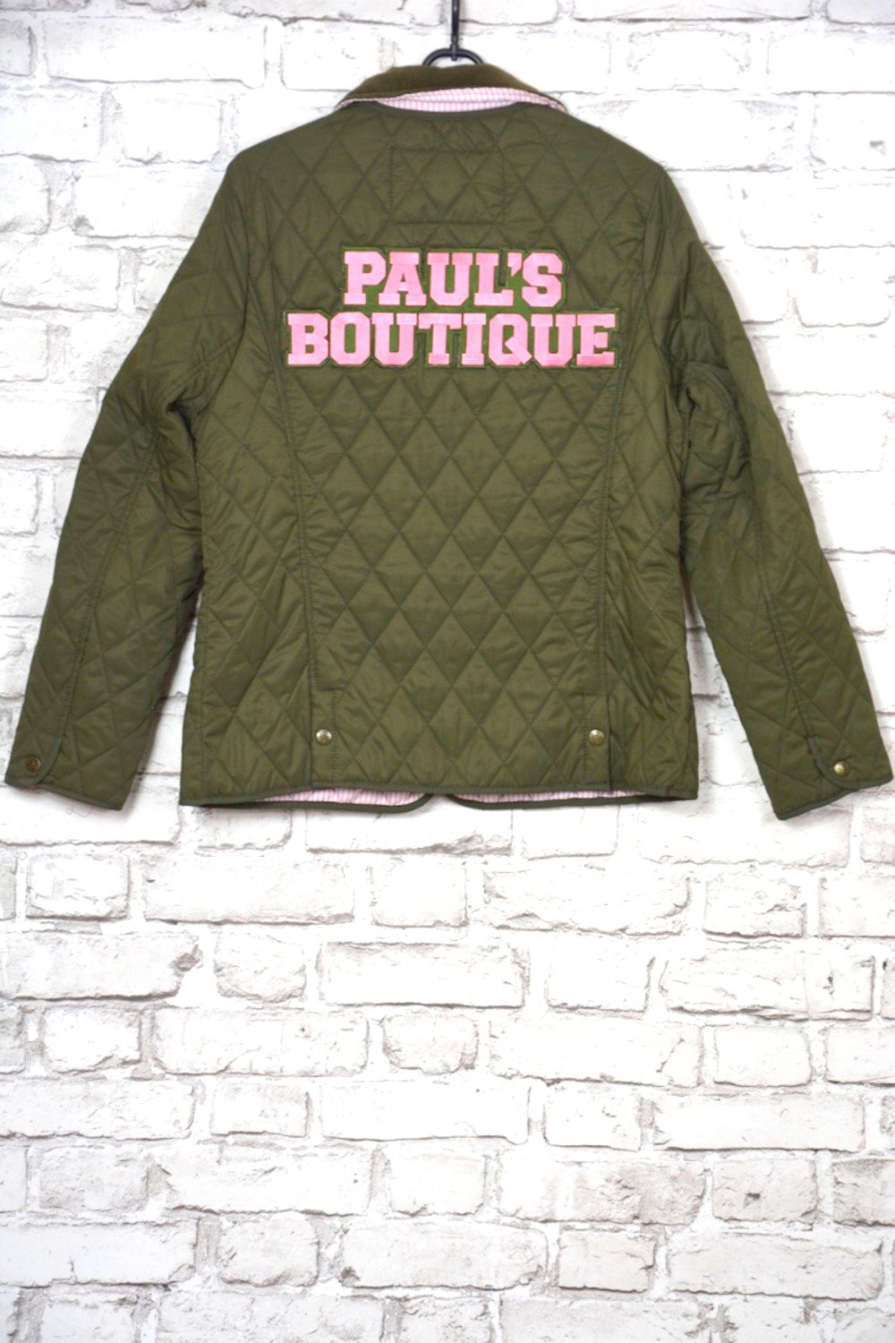 Paul's  Boutique pikowana kurtka