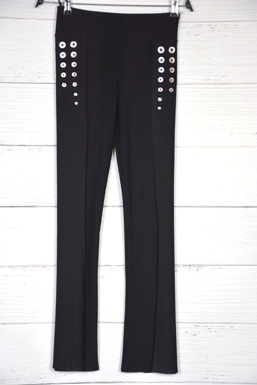 Spodnie z rozcięciami S/M