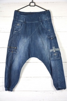 Jeansowe Baggy Only M