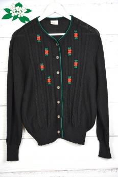 Bawarski folkowy sweterek