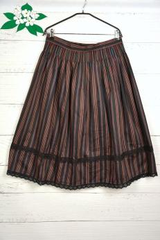 Spódnica bawarska z gipiurą