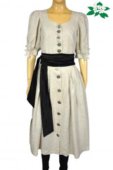 Country Line liana follow sukienka vintage midi S