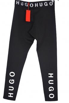 Hugo Boss nowe legginsy z logo L XL