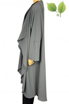 Behrem lekki długi płaszcz narzutka vintage L XL XXL