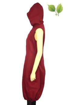 Street One sportowa sukienka na kilka sposobów narzutka z kapturem S M