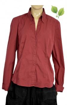 Lerros Premium klasyczna czerwona biznesowa koszula M L XL